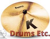"20"" K Zildjian Series Crash Ride Cymbal K0810"