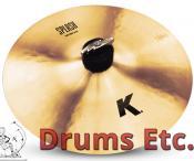 "10"" K Zildjian Series Splash Cymbal K0858"