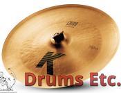 "17"" K Zildjian Series China Cymbal K0883"
