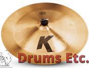 "19"" K Zildjian Series China Cymbal K0885"