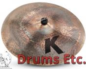 "20"" Zildjian K Custom Series Dry Ride Cymbal K0886"