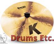 "16"" K Zildjian Series Dark Crash Thin Cymbal K0902"