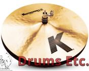 "14"" K Zildjian Series Mastersound Hi-Hat Cymbals"