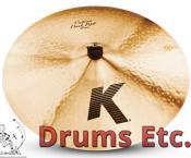 """20"""" Zildjian K Custom Series Dark Ride Cymbal K0965"""