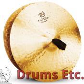 "20"" Zildjian K Constantinople Band & Orchestral Series Medium Light Cymbals K1008"