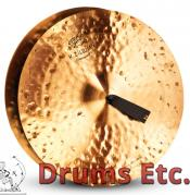 """18"""" Zildjian K Constantinople Band & Orchestral Series Vintage Orchestral Medium Heavy Cymbals K1122"""