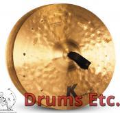 "18"" Zildjian K Symphonic Band & Orchestral Series Symphonic Cymbals K2104"