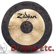 """34"""" Zildjian Band & Orchestral Series Traditional Orchestral Gong P0501"""
