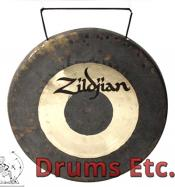 """12"""" Zildjian Band & Orchestral Series Traditional Gong P0512"""