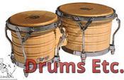 Latin Percussion Generation III Wood Bongos LP201A-3