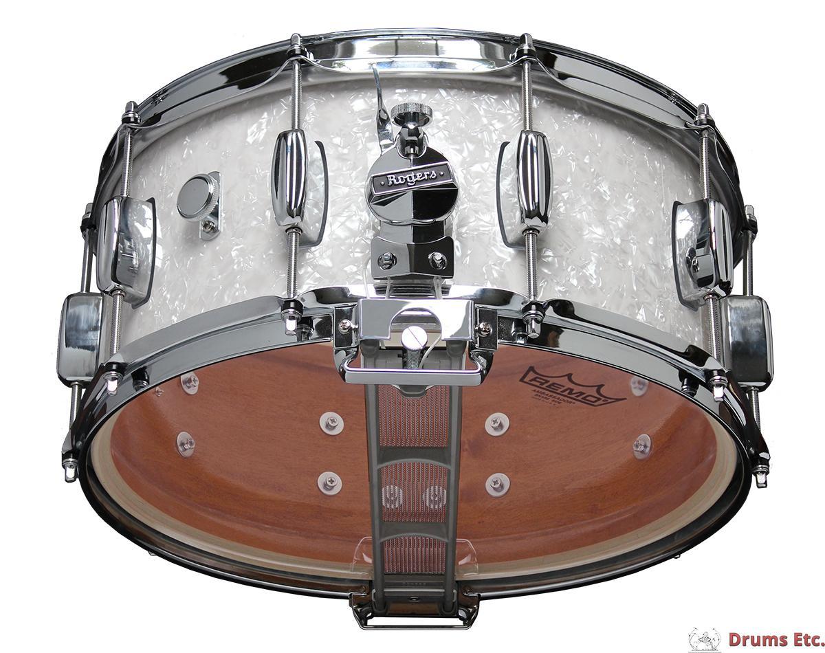 Rogers Drums 6.5\