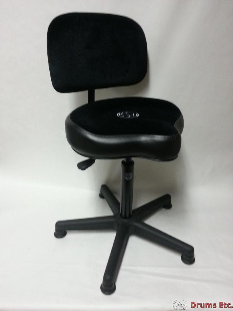 Roc-N-Soc Lunar Series Original Black Throne W/Backrest * & Roc-N-Soc Lunar Series Original Black Throne W/Backrest * | Drums Etc. islam-shia.org