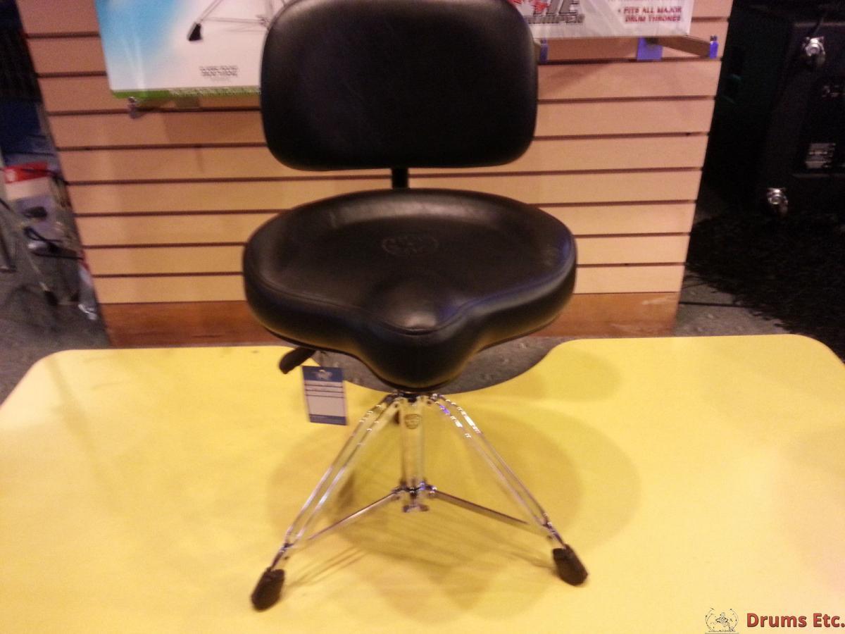 roc n soc nitro throne vinyl original style with back rest vinyl drums etc. Black Bedroom Furniture Sets. Home Design Ideas