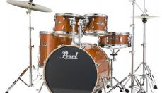 Pearl EXL725SP/CA#249 Export EXL Drum Set with Hardware ~