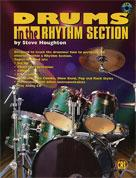 THE CONTEMPORARY RHYTHM SECTION - Drums in the Rhythm Section (Book)