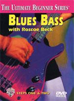 ULTIMATE BEGINNER SERIES : Blues Bass (DVD)