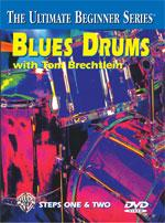 ULTIMATE BEGINNER SERIES : Blues Drums (DVD)