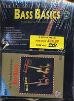 ULTIMATE BEGINNER BASS MEGA PAK: Bass Basics Mega Pak (BOOK,CD,DVD)