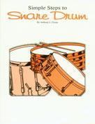 SIMPLE STEPS To Snare Drum (Book)