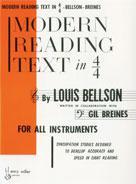 LOUIS BELLSON - MODERN READING TEXT (Book)
