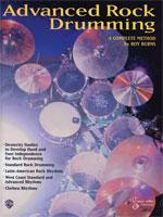 ADVANCED ROCK AND ROLL DRUMMING (Book)