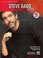 STEVE GADD: Up Close (Book)