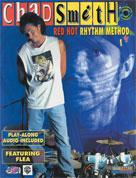 CHAD SMITH: Red Hot Rhythm Method (Book/CD)