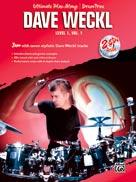 ULTIMATE PLAY-ALONG FOR DRUMS: Level 1, Volume 1 (Book)
