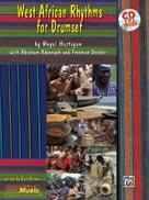 WEST AFRICAN RHYTHMS FOR DRUMSET (Book)