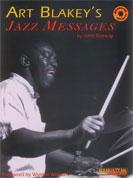 ART BLAKEY: Jazz Messages (Book)