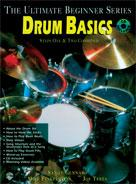 THE ULTIMATE BEGINNER SERIES: Drums Basics, Steps One & Two Combined (Book)