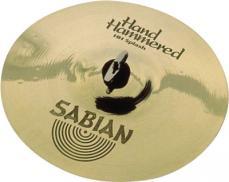 "8"" Sabian Hand Hammered Splash"