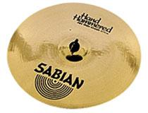 "15"" Sabian Hand Hammered Thin Crash"