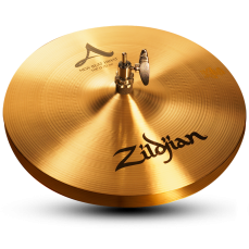 "13"" A Zildjian Series New Beat Hi-Hat Cymbals"