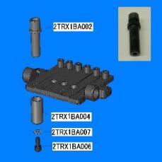 Ibanez Arm Socket- ZR V1.1 2TRX1BA002