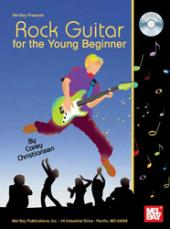 ROCK GUITAR FOR THE YOUNG BEGINNER (Book)