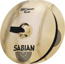 """16"""" Sabian AA Concert Band - Pair"""
