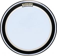 Aquarian Super-Kick II Clear Bass Drumheads