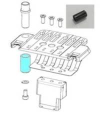 Ibanez Edge-Zero II Arm Socket Cover 2TRX5BD008