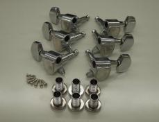Ibanez Acoustic Guitar Machine Head Set 5AMH113N