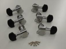 Ibanez Acoustic Guitar Machine Head Set 5AMH65B