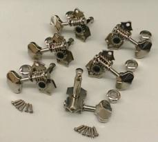 Ibanez Acoustic Guitar Machine Head Set 5AMH77T