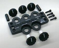 Ibanez Face Plate/Knobs for SRTII Preamp (5APP08F)
