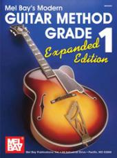 MODERN GUITAR METHOD GRADE 1 (Book)