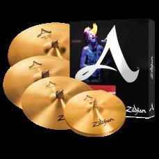 A Zildjian Sweet Ride Cymbal Pack Box Set A391 *