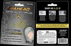 AHEAD Custom Molded Earplugs ACME