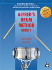 ALFREDS DRUM METHOD BOOK 1 (Book)