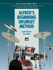 ALFREDS BEGINNING DRUMSET METHOD (Book/CD)