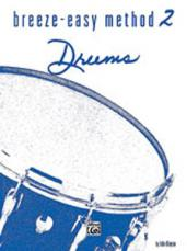 Breeze-Easy Method For Drums, Book II (Book)