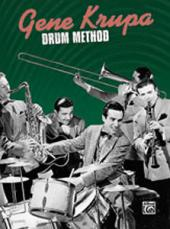 GENE KRUPA DRUM METHOD (Book)